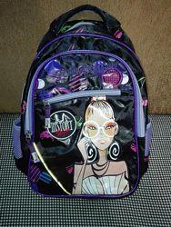 Фирменный школьный рюкзак GORANGD ортопедическая спинка крепкий