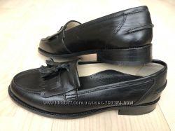 Туфли лоферы унисекс р. 41