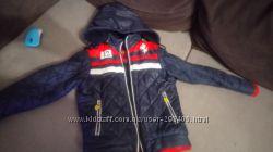 Демисезонная куртка FERRARI