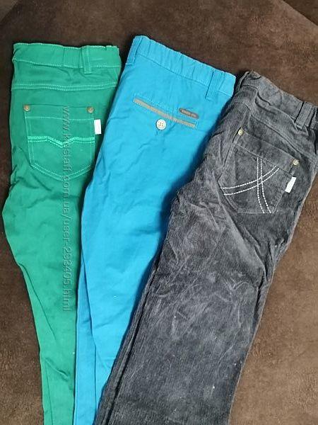 Вельветовые штаны Бемби