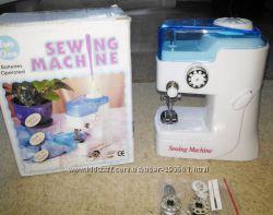Швейная машинка мини Mini Portable Two in One США .