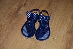Пляжная обувь, сланцы. Размер 11-12 29