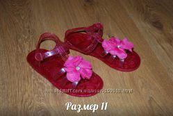 Модная пляжная обувь, сланцы. Размер 11