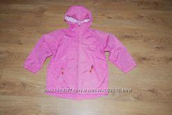 Деми - куртка дождевик, 116 см 6 лет,  непромокаемая