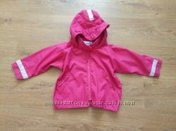 Яркая красивая куртка-дождевик на 12-18мес.