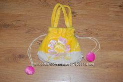 Детская сумочка для маленькой модницы в идеальном состоянии