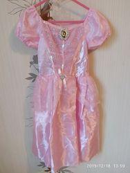 Платье новогоднее праздничное карнавальное принцесса