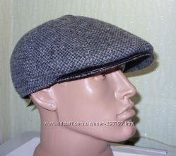 Стильная теплая мужская кепка .