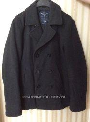 Пальто шерстяное мужское
