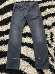 джинси фірми BIACCINI коричневого  цвета и серие wikiki