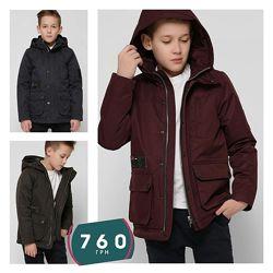 Супер скидки. Неубиваемые куртки, парки и пальто на осень для детей