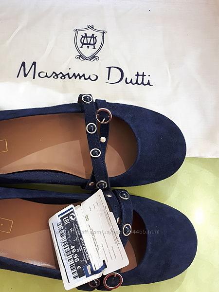 Новые туфли Massimo Dutti