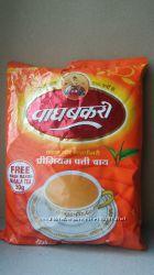 Индийский черный чай Wagh Bakri, ассам, 500 грамм.