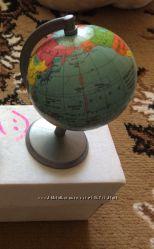 Настольный  глобус маленький