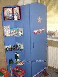 Шкаф Полиция KM-SH-01 в идеальном состоянии Эдисан