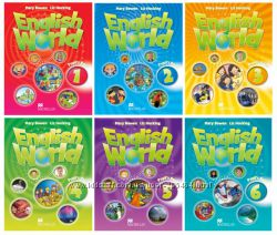 Английский English World Pupils Book. Оригинал