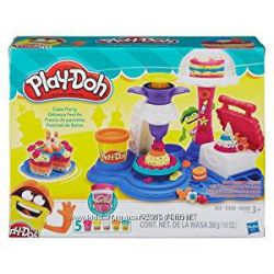 Play-Doh Cake Party фабрика мороженного