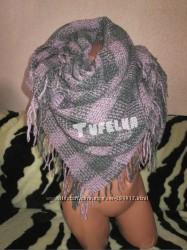 Трендовый шарф-палантин