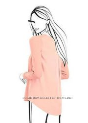 Оригинальный пуловер хлопок шифон Tchibo Германия
