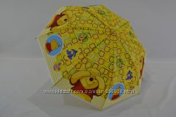Детские зонтики с Микки Маусом и Винни-пухом