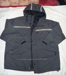 Куртка темно-серая