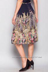 Легкая летняя юбка в наличии