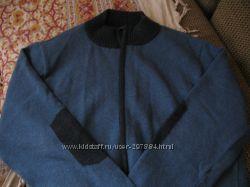 Продам свитер на молнии Ermano