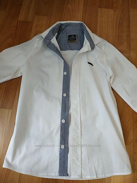 Турецкая рубашка на мальчика фирмы Cegisa р.116