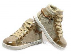Детские демисезонные ботинки Clibee для девочки размер 27-32