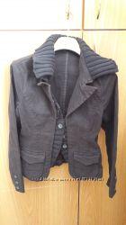 Пиджак для девочки 140 рост