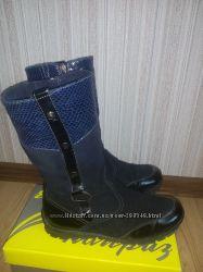 Зимние сапоги Каприз натуральная кожа и замша 36 р. fe415513643f8
