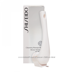 Cleansing Massage Brush щёточка для очищения и массажа лица Shiseido
