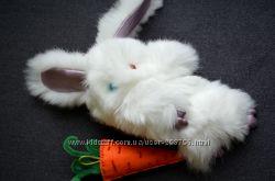 меховые кролики-большие