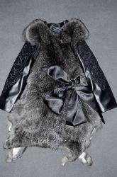 роскошная меховая куртка