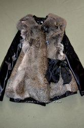 меховая натуральная куртка