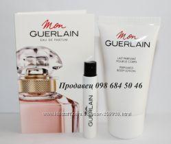 Набор Guerlain Mon пробник аромата и лосьон 30мл оригинал