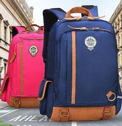 Оригинальный школьный рюкзак. Код 367