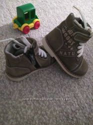 Демисезонные ботинки Woopy р. 21