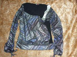 реглан, свитер, футболка, ткника, кофточка р. 42