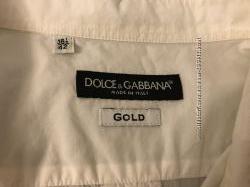 Рубашка Dolce Gabbana оригинал размер 42 состояние новой
