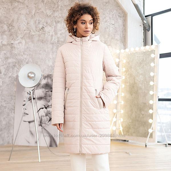 Удлиненная куртка женская демисезонная, 208