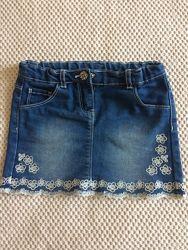 Джинсовые юбки Chicco,86,110