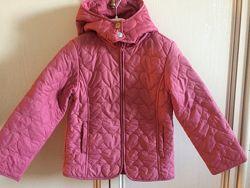Демисезонная куртка Chicco для девочки,110см/5 лет