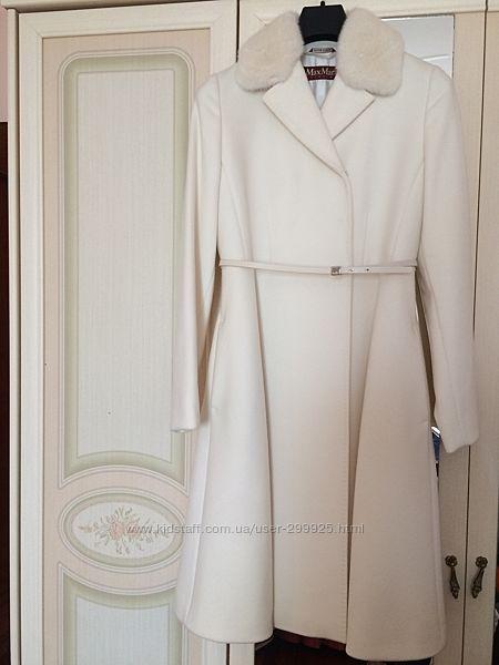 Шикарное шерстяное пальто Max MaraОригинал
