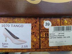 Туфли бальные для стандарта TANGO Grand Prix