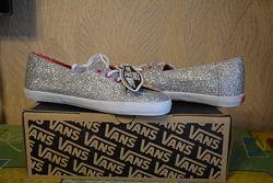 Яркие VANS  Sneakers для стильной девченки
