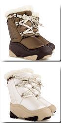 Зимние сноубутсы сапоги ботинки дутики на овчине демар demar joy 20-29