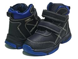 Дутики сапоги ботинки чоботи на овчине  Н253  Клиби Clibee мальчика хлопчик