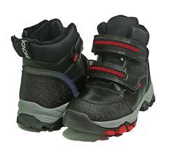 Зимние дутики сапоги ботинки чоботи на овчине Н254 Клиби Clibee мальчика