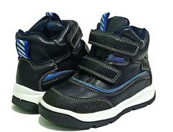 Зимние дутики сапоги ботинки чоботи на овчине Н231 Клиби Clibee мальчика